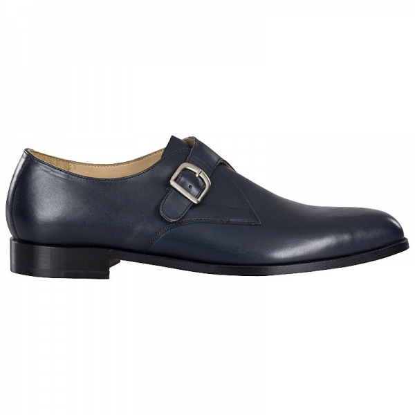 Handmacher monk shoes