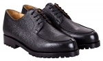 Handmacher model 28 scotch grain leather black