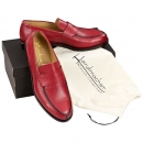 Handmacher model 54 Harrison red