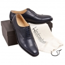 Handmacher model 88 blue calfskin