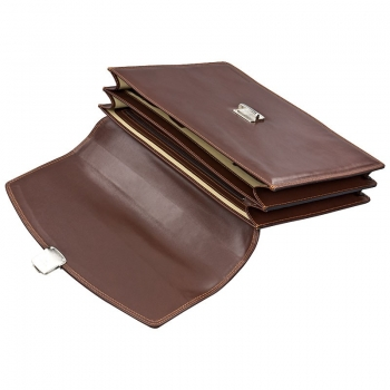 handbags brown leather by Handmacher