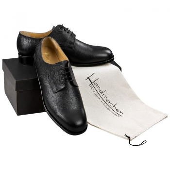Handmacher model 30 water ox leather black