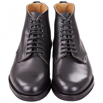 Handmacher model 58 calfskin black