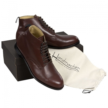 Handmacher model 58 calfskin brown
