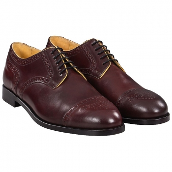 Handmacher shell cordovan leather