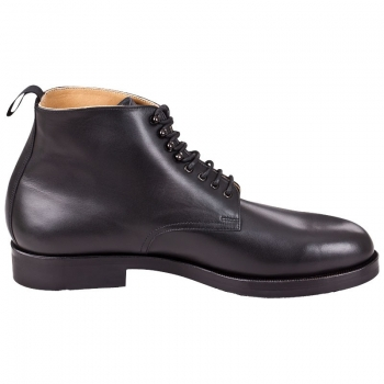 mens black leather boots